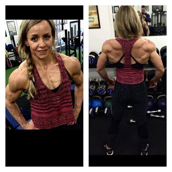 Kirstin Bailey WBFF Reece Adams ICN Competitor FIgure Lean Comp Prep Coach Best Personal Trainer in Melbourne Transforsmation Transformation Before After Gyms Gym Richmond Australia Results