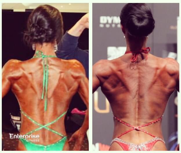 Melbourne Personal Trainer Rhiannon Transformation2