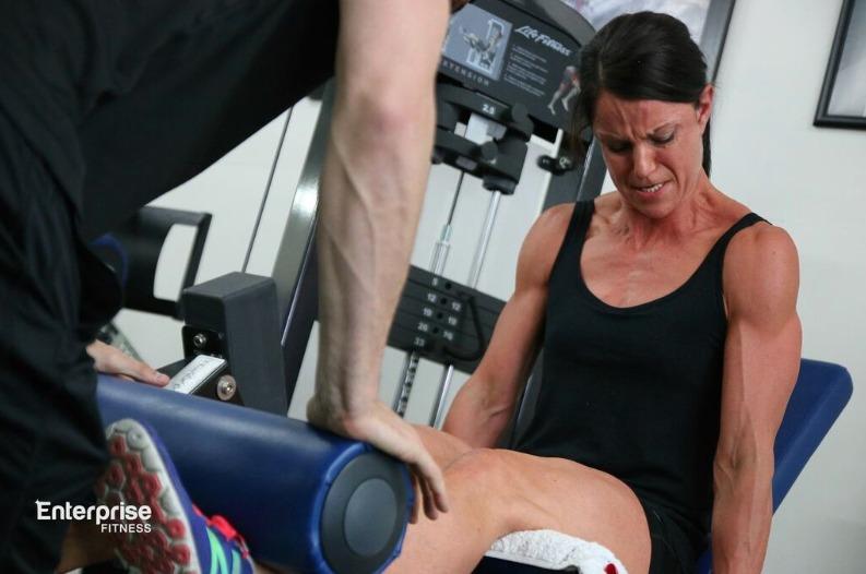 Rhiannon Melbourne Personal Trainer